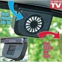 Free shipping solar ventilation fan car cooling fan automotive exhaust fan car
