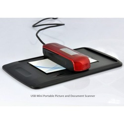 USB Mini Portable Picture and Document Scanner(China (Mainland))
