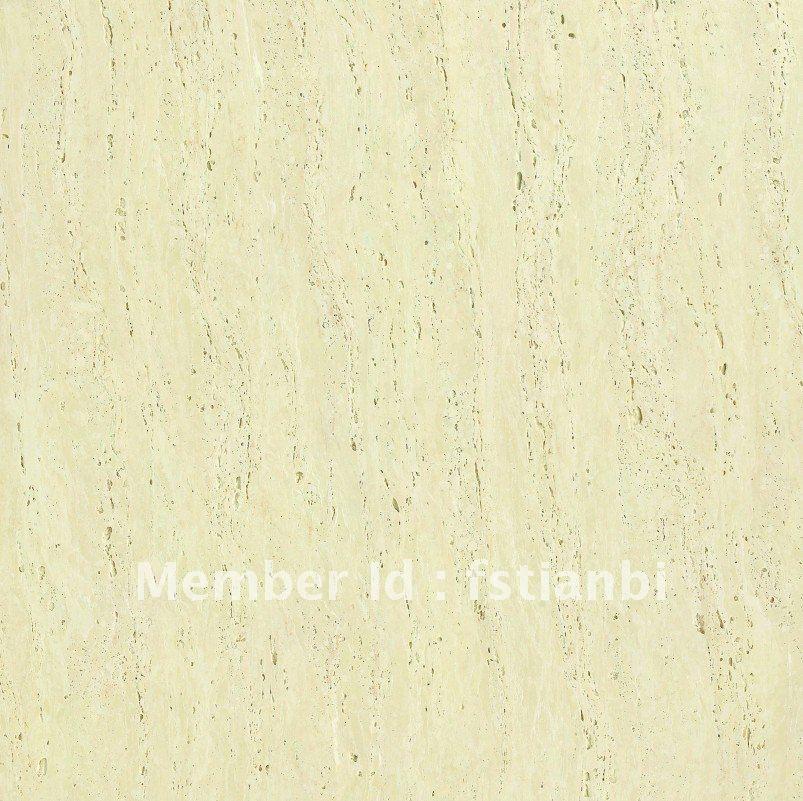 Decorative Floor Tiles Travertine Stone Ceramic Wall Tile Flooring Tiles Porcelain 800mmx800mm