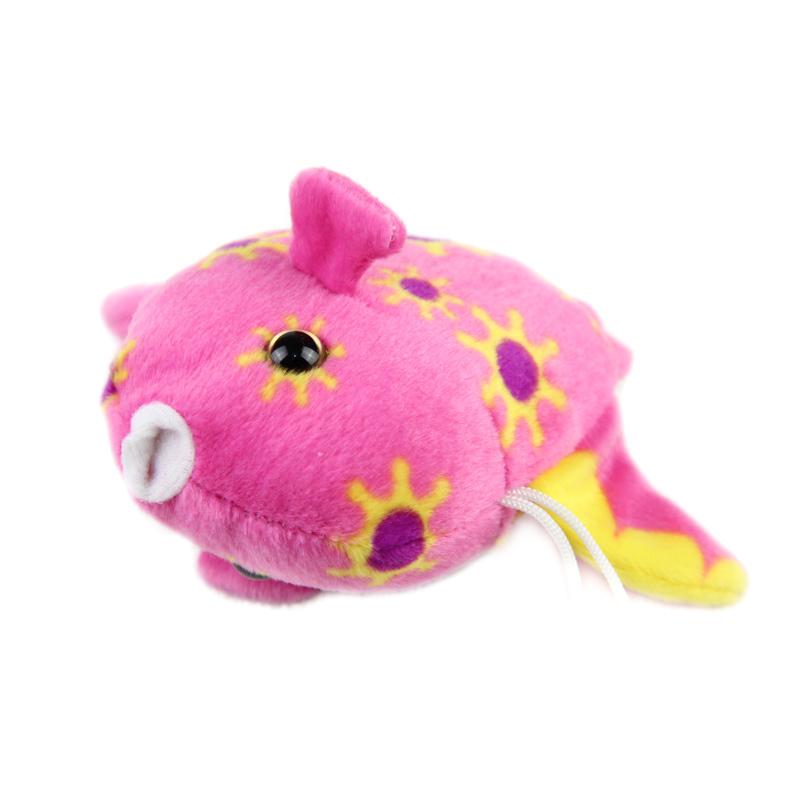 Free Shipping! Wholesale Sun fish pendant hang decor/ cute cartoon plush dolls/mobile phone strap/bag pendant /lovely key chain(China (Mainland))