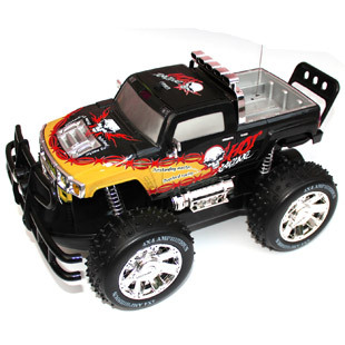 Water amphibious vehicle ultralarge 4x4 hummer remote control car boy toy car(China (Mainland))