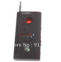 Full Range Spy Detector Versatile Laser Bug Detecting Warning Wireless Pinhole Cam