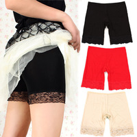Lace legging female modal legging skirt plus size safety pants