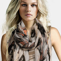 G126 scarf autumn and winter female plus size ultra long scarf spring and autumn cape dual faux silk long design silk scarf