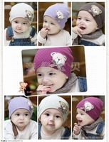 2015 Spring Top Sale style!!! Kids hats with fashion star /baby hats /cute cap hats,Free shipping!!!(HA-018)