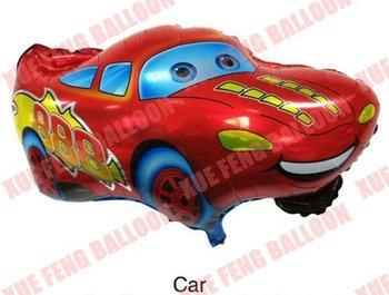 Free Shipping car cartoon helium balloon,mylar balloons,50 pcs/Lot