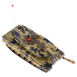 15% Off Infrared Children tank toy / rechargeable remote control tanks rc hobby(China (Mainland))