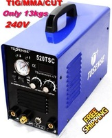 INVERTER TIG/ARC/CUT WELDER MACHINE 520 TSC with Good performance and quality