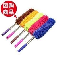 Free Shipping Auto supplies anthozoan brush wax mop wax brush ultra soft car wax cleaning duster
