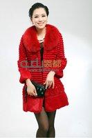 Осенние и зимние женские подлинной норки Мех Пальто куртка o шеи стрижки короткие пуховики пальто qd29216