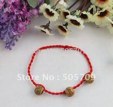 wholesale red bead bracelet