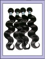 "hot saler and cheap 100 Peruvian hair 12""~32"" straight hair waving"