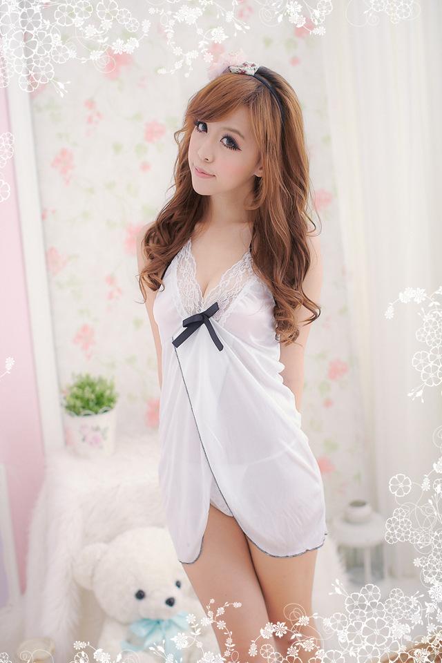 Сексуальная женская ночная сорочка