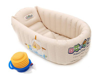 2012 Hot Inflatable Bby Bath Tub Baby Bath Basin