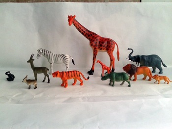 Animal the meltdown characters action figures toy full set 20pcs lot dinosaurs