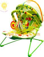 Pull dida fruit vibration rocking chair multifunctional baby electric rocking chair belt gazebo