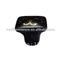 Square black furniture knobs wholesale and retail shipping discount 100pcs/lot L23