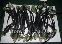 led pixel module,WS2801,DC12V input,IP68;100pcs a string;IP68;in all black wires