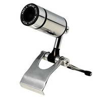 Metal case USB PC camera,Popular webcam,High definition Web camera