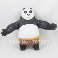 "Kung Fu Panda 4"" hands moveable PVC Action Figure"