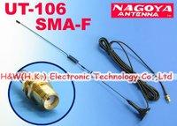 Nagoya UT-106UV SMA Female Dualband antenna for KG-UVD1P UV-5R TG-UV2 PX-888K V16 PX-777 mobile whip antenna HIGH GAIN