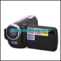 Mini Pocket Camcorder Digital Video Camera DV 12 MP 1.8 inch Interpolation (Black) Free Shipping SI420(China (Mainland))