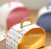 E1 Hot ! Especially for you Cake decorations,Cupcake boxes, yellow