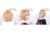 Diffuse beautiful wig [TSUBASA wing] wood of the sakura sakura princess/high temperature wire COSPLAY wig