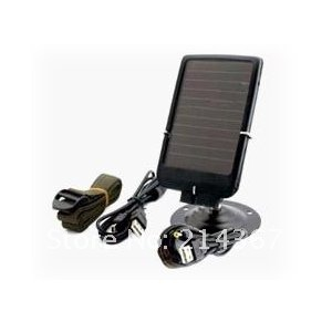 Acorn Ltl sun Solar panel Charger as the battery for ltl5210M