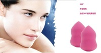 cute Makeup Puff/  Spongy Powder Puff/ NBR Nature Cotton Pink 10pcs