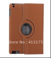 high quality  Leather Case For the new iPad