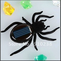 FREE SHIPPING solar powered toys solar spider solar promotional gifts and toys