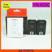 Yongnuo YN-622C Wireless TTL Flash Trigger 1/8000s Flash Ratio for Canon Camera