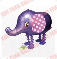 Free Shipping Elephant Balloon animals,balloon walking pet,mix designs inflatable toy balloons,20 pcs/lot