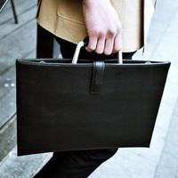 2013 briefcase handbag shoulder bag file bag day clutch bag man bag
