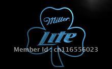 cheap miller neon lights