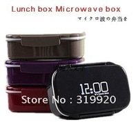 Lunch box Microwave box /Student Bento Candy colors 850ML  Free shipping