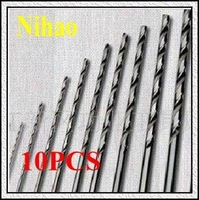 Best Price! Free shipping,10pcs/set Mini Twist Drill Bits 0.7mm 0.8mm 1.0mm 1.2mm 1.4mm each size 2pcs,wholesale