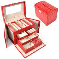 Wedding present  cosmetics box jewelry box