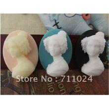 popular resin skull head