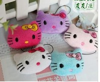 Free Shipping /  KT charm  / mobile phone strap Pendant / Fluffy charm/ Wholesale/ V 8056 V