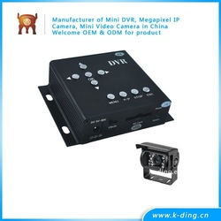 1 ch mini dvr kit support 32GB SD card for car security(China (Mainland))