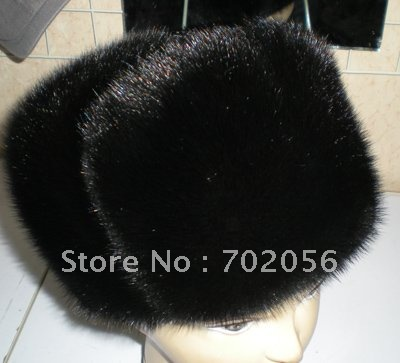 Mink Lei Feng Bomber Hats Cap SUPER HIGH QUALITY#2304(China (Mainland))