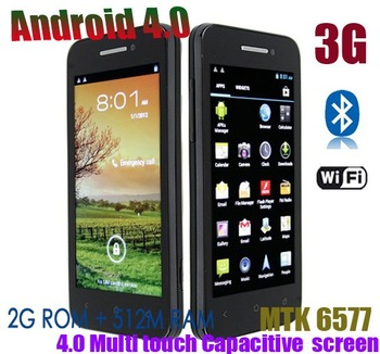 brand new  BEDoVE X12 mtk6577 android 4 dual core touch screen phone with gps bluthtooth camera and other functions/Sophia