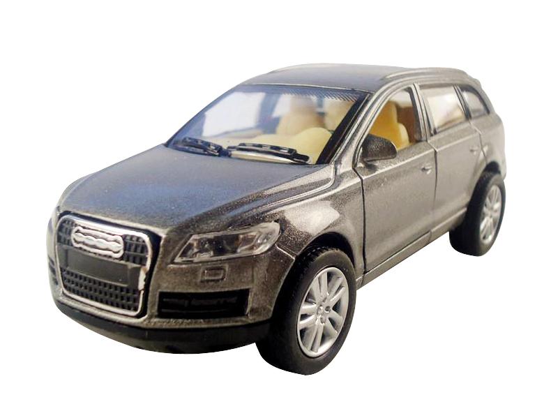 free shipping Acoustooptical WARRIOR alloy car models AUDI cars car model music suv