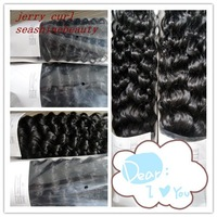 'no shedding no tangle100% virgin brazilian remy human hair weft 16''16'''18''free shipping in stock