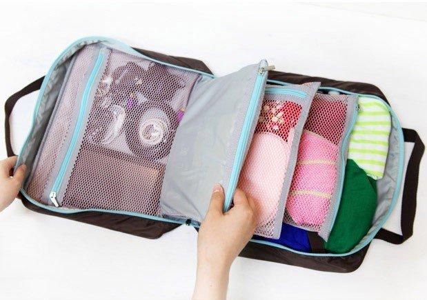 Как сделать сумку своими руками в поездку 21