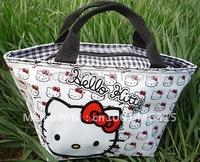 White cute Hello kitty lunch bag Handbag Girls Handbag 48