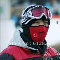 5PCS Free shipping New Bicycle Bike Motorcycle Ski Snowboard Skating sports Neck Warm Scarf Face Mask