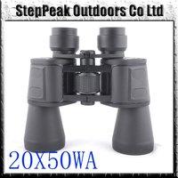 Famous Brand 20x50WA Binoculars Telescope,Concert Night Vision,158m/1000m(ATP-070)+Free Shipping